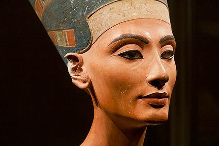 L'épouse du pharaon Akhenaton