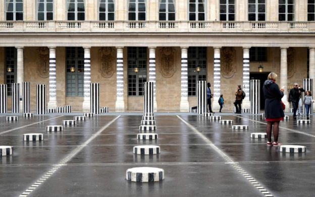 Art contemporain au Palais-Royal
