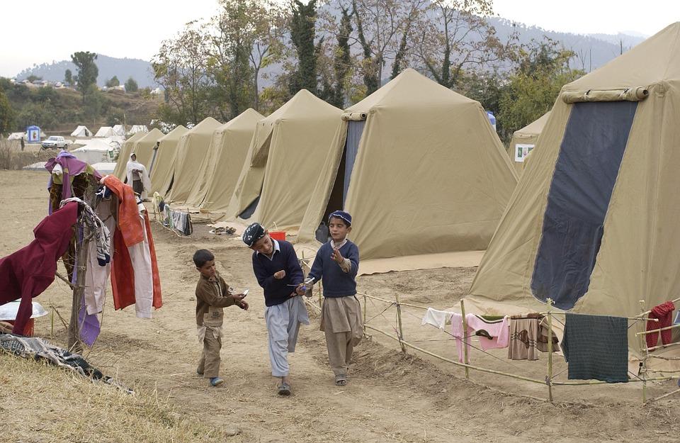 Réfugiés : le droit d'asile