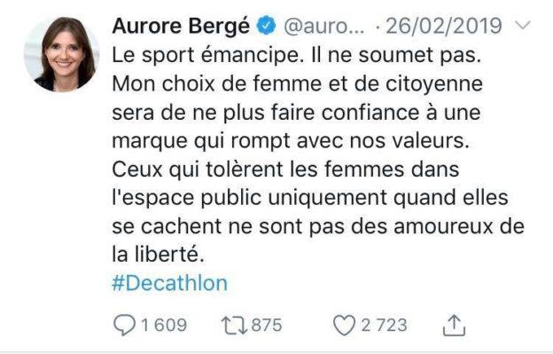 Aurore Bergé