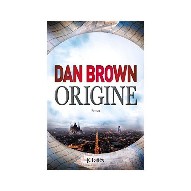 Couverture du dernier livre de Dan Brown