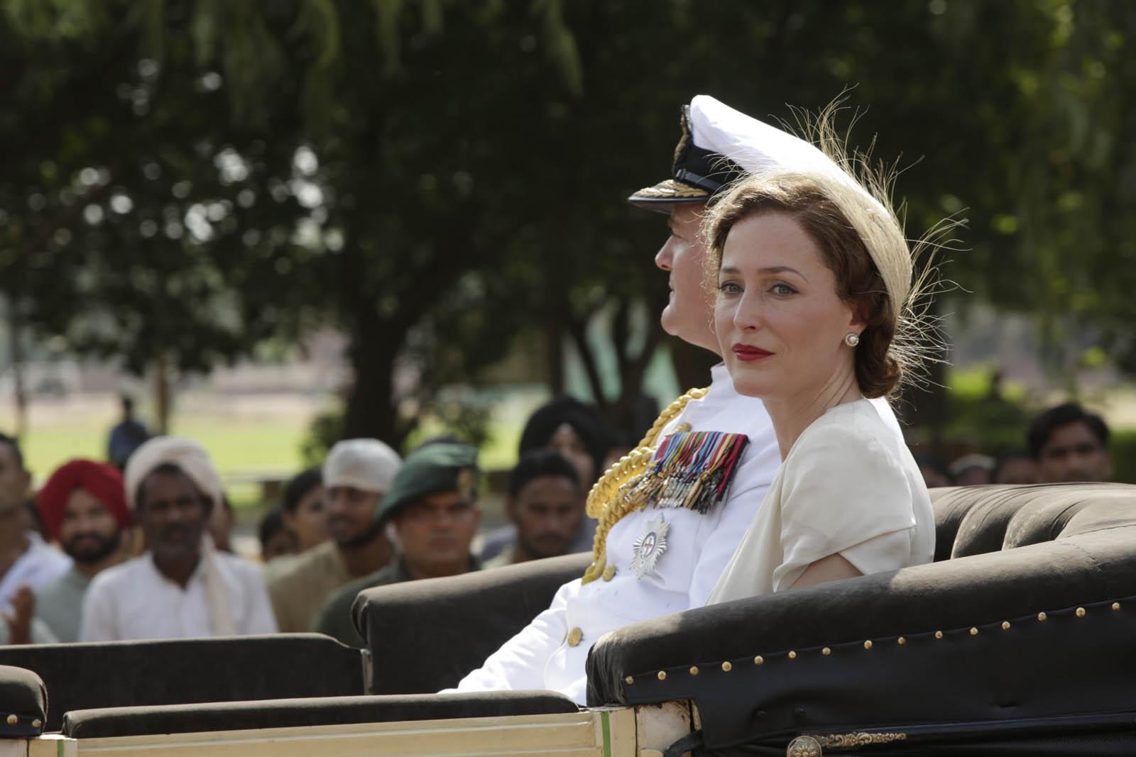 Gillian Anderson dans Le dernier Vice-roi des Indes