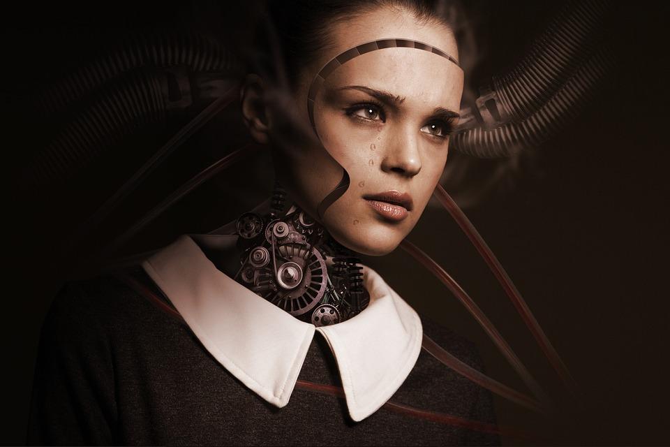 Robot Sophia, Arabie Saoudite