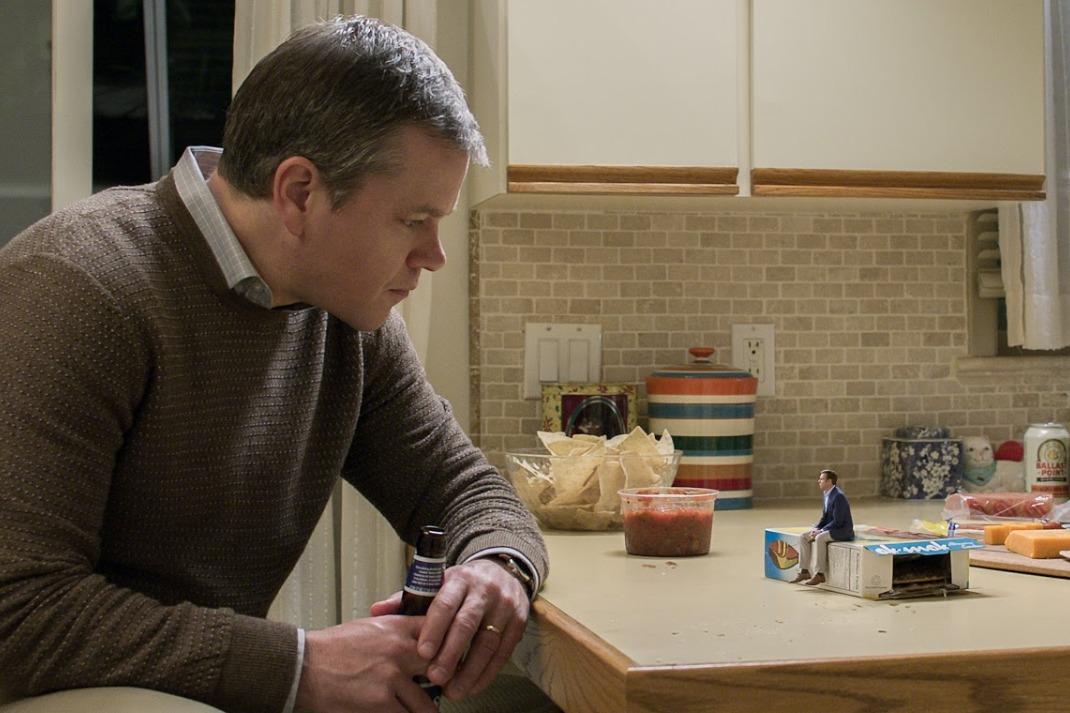 Matt Damon dans Downsizing