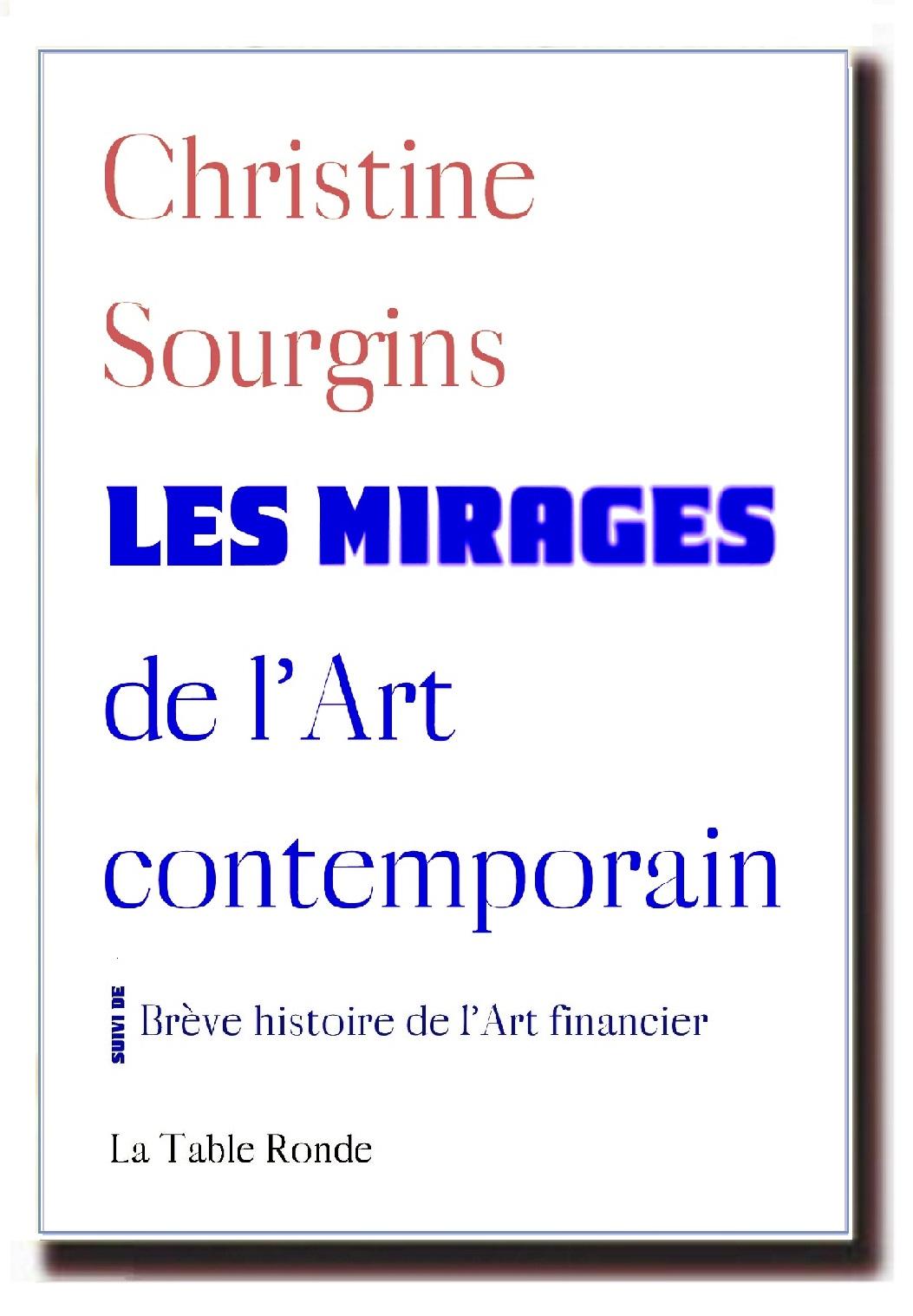 Les Mirages de l'art contemporain, réédition