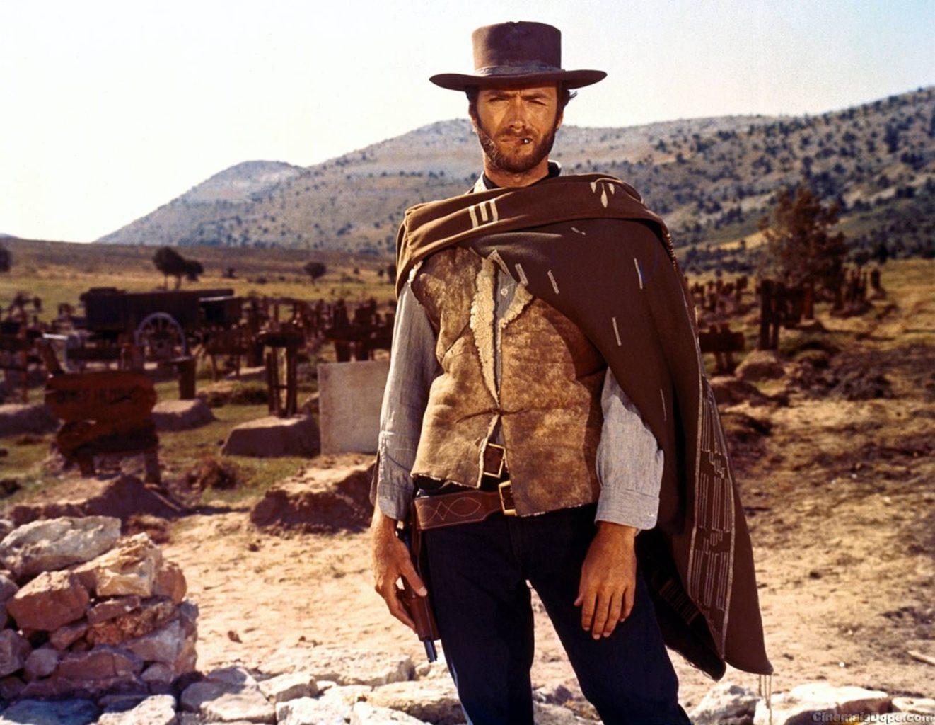Clint Eastwood en cow-boy