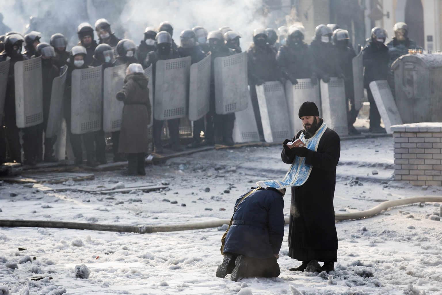 Conflit en Crimée