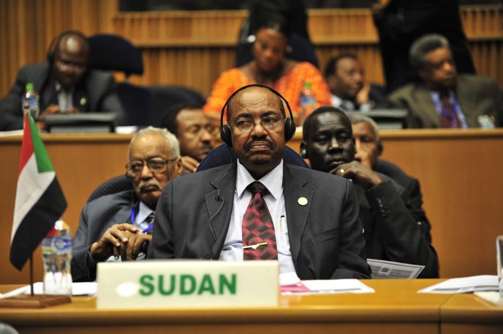 Soudan Al-Bachir soulèvement