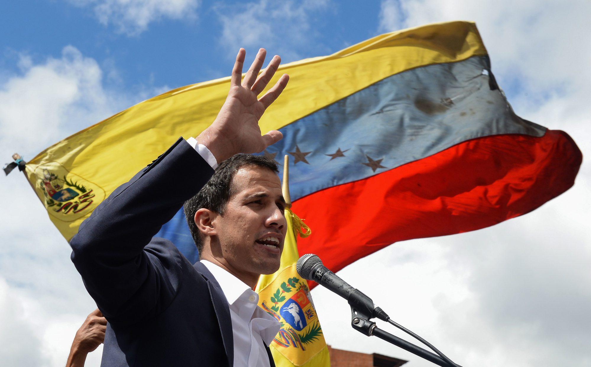 Juan Guaido, président du Vénézuela