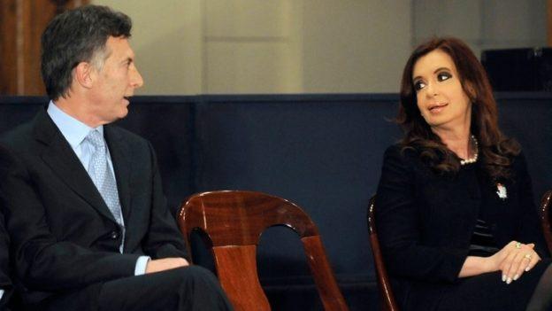 Argentine : élection présidentielle