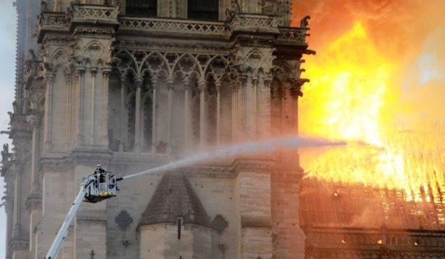 Notre-Dame Incendie
