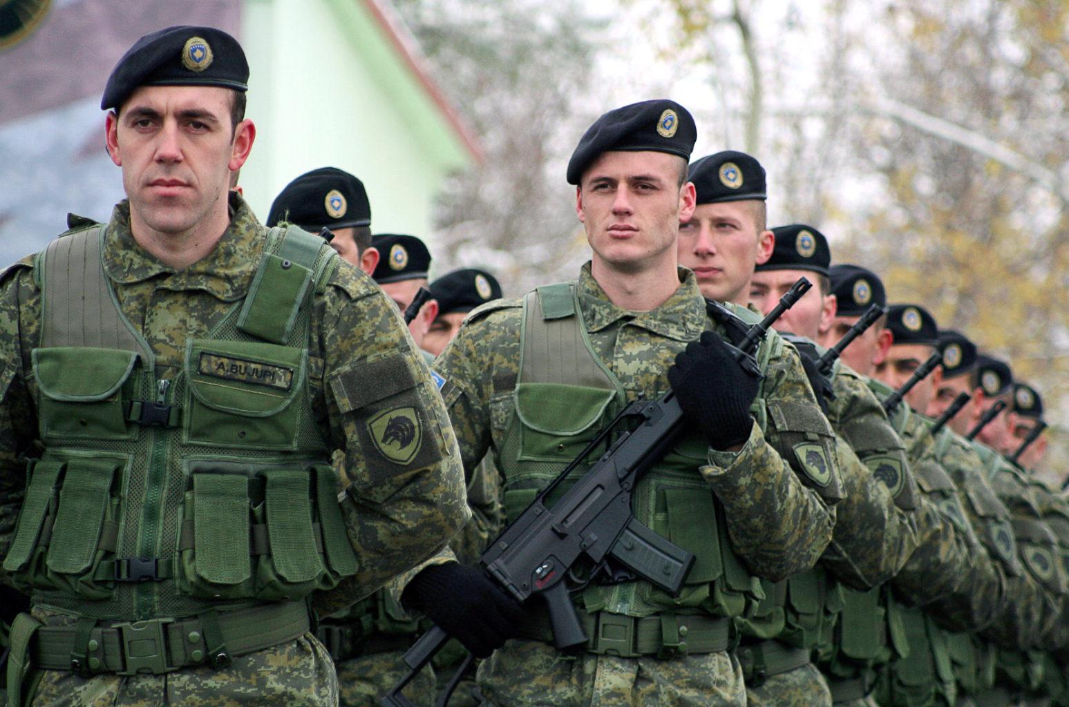 Armée du Kosovo