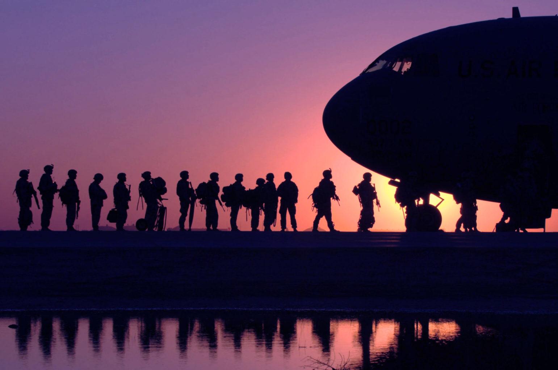 Retrait Barkhane militaires avion Sahel Macron – Pixabay